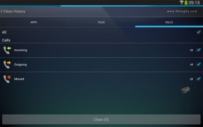 بهینه سازی و افزایش محسوس سرعت اندروید 3.2.1.1 AVG Cleaner - Phone Clean-Up PRO