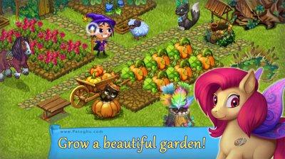 دانلود بازی مزرعه داری پری برای اندروید Fairy Farm v3.0.2
