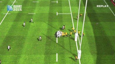 بازی شبیه ساز مسابقات جهانی راگبی برای کامپیوتر Rugby World Cup 2015