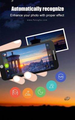 دانلود نرم افزار فیلم برداری و عکس برداری اندروید با امکانات حرفه ای UCam Ultra Camera Pro 6.1.9.071517