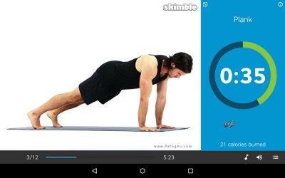 نرم افزار تناسب اندام برای اندروید Workout Trainer PRO+ 6.6