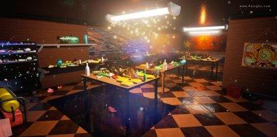 دانلود بازی شبیه ساز آشپزخانه برای کامپیوتر Kitchen Simulator 2015