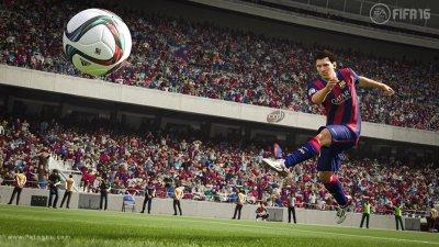 دانلود بازی فیفا 16 برای کامپیوتر نسخه دمو FiFa 16 Demo