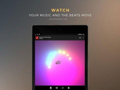 پلیر موسیقی حرفه ای اندروید Equalizer MusicPlayer v2.5.2
