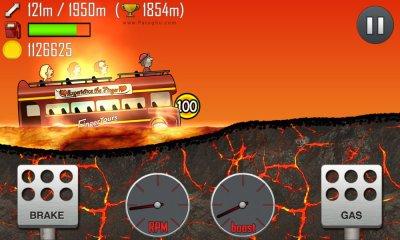 دانلود بازی هیل کلایمب ریسینگ برای اندروید Hill Climb Racing 1.41.0 + نسخه با پول بی نهایت