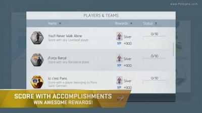 دانلود بازی فیفا 16 برای اندروید FIFA 16 Ultimate Team v3.3.118003
