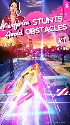 دانلود بازی آسفالت اوردرایو برای اندروید Asphalt Overdrive 1.2K