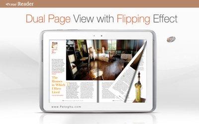 مشاهده و ویرایش اسناد پی دی اف در اندروید ezPDF Reader 2.6.8.1