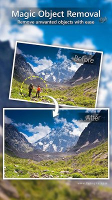 PhotoDirector Photo Editor v6.1.1 ویرایش حرفه ای عکس در اندروید