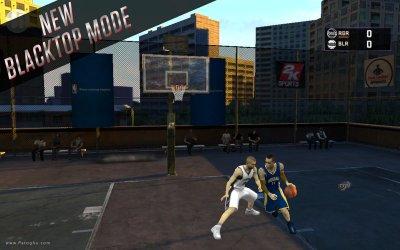 بازی بسکتبال حرفه ای 2016 NBA برای اندروید NBA 2K16 0.0.26