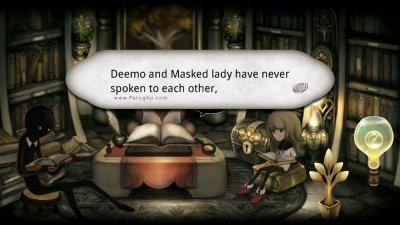 دانلود بازی موزیکال و متفاوت دیمو برای اندروید Deemo 2.1.3