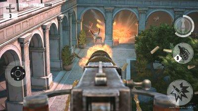 بازی اکشن بازی برادران جنگ 3 برای اندروید Brothers in Arms 3 1.4.4c