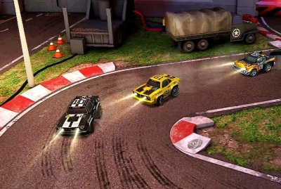 دانلود بازی ماشینی برای اندروید Mini Motor WRT