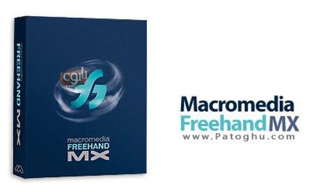دانلود Adobe Macromedia Freehand MX v11.0.2