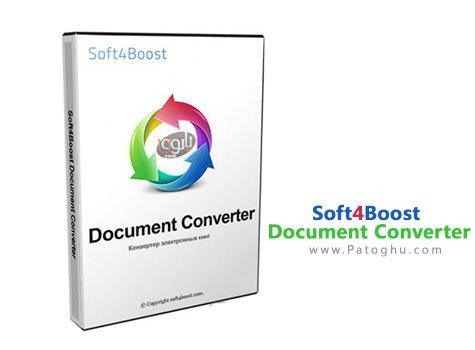 دانلود Soft4Boost Document Converter