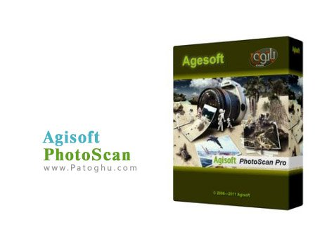 دانلود Agisoft Photoscan