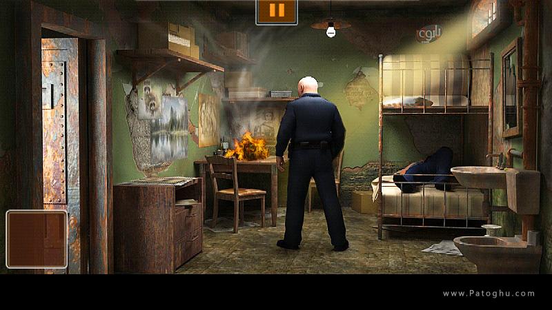 مرحله 12 فرار از اتاق 5 بازی اکشن فرار از زندان برای اندروید Prison Break Lockdown ...