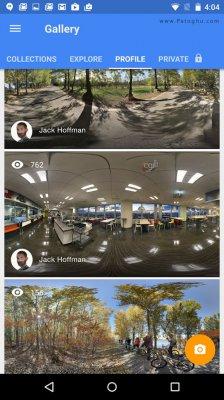 دانلود گوگل استریت ویو برای اندروید Google Street View v2.0.0.107680976