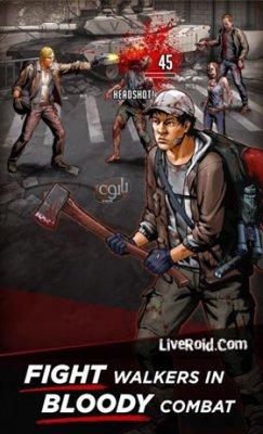 بازی اکشن اتحادیه مرده ها برای اندروید Dead Union