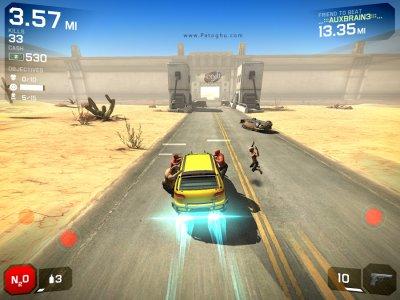 بازی زامبی های وی 2 برای اندروید Zombie Highway 2 1.4.0.3