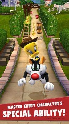 بازی لونی تونز دش برای اندروید Looney Tunes Dash 1.92.02