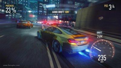 بازی نید فور اسپید نو لیمیت نیاز به سرعت نا محدود برای اندروید Need for Speed No Limits 2.7.3