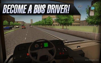 بازی شبیه ساز رانندگی با اتوبوس برای اندروید Bus Simulator 2015 v2.3