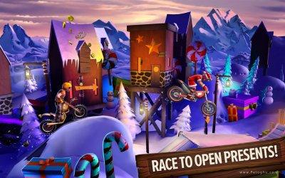بازی مسابقه موتور تریل برای اندروید Trials Frontier 5.5.0