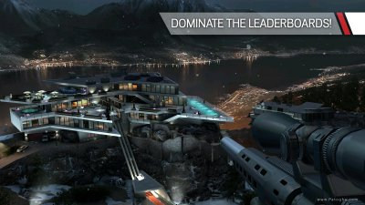 بازی اکشن هیتمن اسنایپر برای اندروید Hitman Sniper 1.7.96401