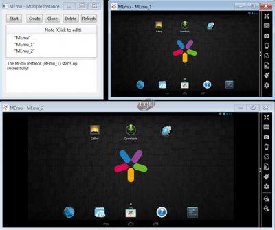دانلود میمو شبیه ساز اندروید در ویندوز MEmu 3.5.0.1