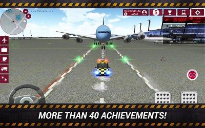 بازی شبیه سازی مدیریت فرودگاه 2 برای اندروید Airport Simulator 2 v1.5