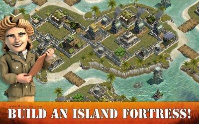 بازی استراتژیک و مهیج نبرد جزایر برای اندروید Battle Islands 5.2.2