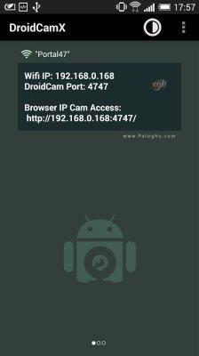 تبدیل گوشی اندروید به وبکم DroidCamX Wireless Webcam Pro v6.4.2