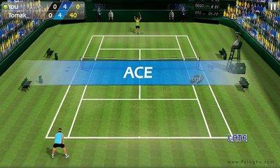بازی تنیس سه بعدی برای اندروید 3D Tennis v1.7.0