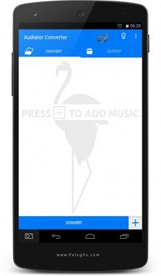 تبدیل فرمت های صوتی و تصویری در اندروید All Video Audio Converter PRO 4.9