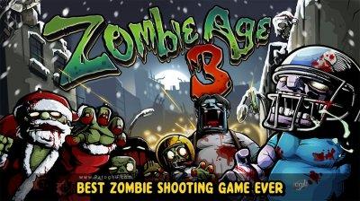 بازی زامبی ایج 3 برای اندروید Zombie Age 3 1.2.2