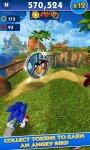 دانلود بازی سونیک داش برای اندروید Sonic Dash 3.7.8.Go