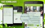 نرم افزار مدیریت دانلود اندروید Download Manager for Android v4.95.12011