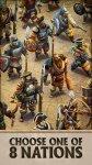 دانلود دومی نیشنز بازی استراتژیک برای اندروید DomiNations v5.577.578