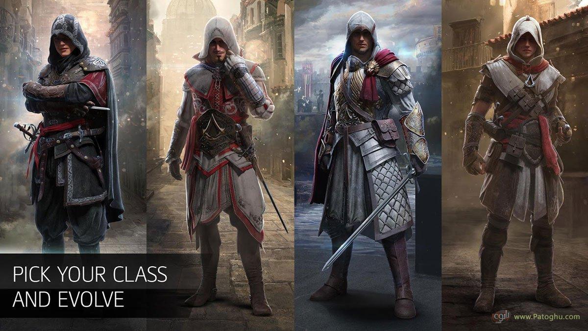 بازی اکشن آساسین کرید برای اندروید Assassins Creed ...