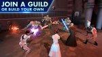 بازی جنگ ستارگان کهکشان قهرمانان برای اندروید Star Wars : Galaxy of Heroes v0.7.199186