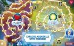 دانلود بازی فروزن یخ زده سقوط آزاد برای اندروید Frozen Free Fall v5.9.0
