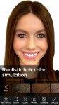 دانلود نرم افزار استودیو رنگ مو برای اندروید Hair Color Studio Premium v1.7