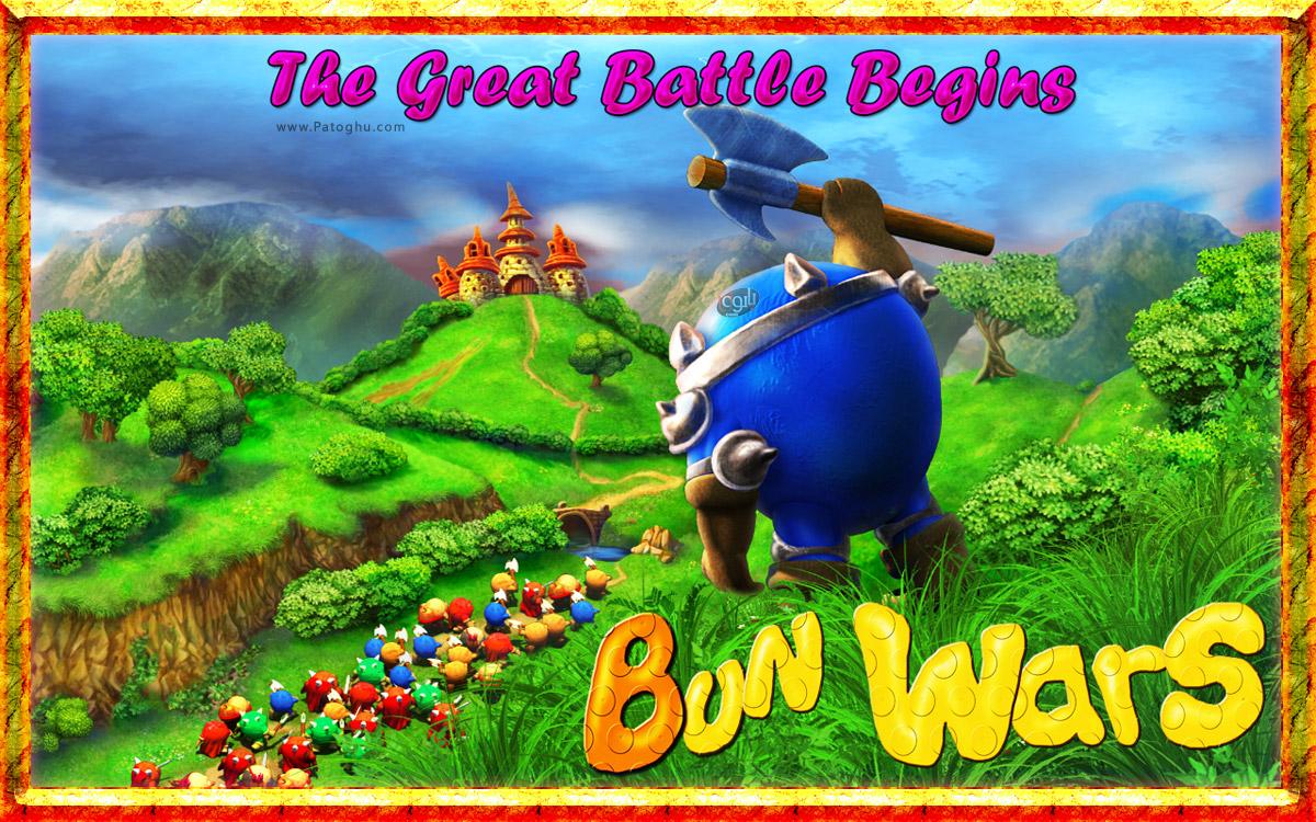 خدای جنگ بدون دیتا دانلود بازی جنگی تلوتلوخوران اندروید 1.4.63 Bun War ...
