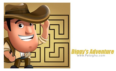 دانلود diggy's adventure