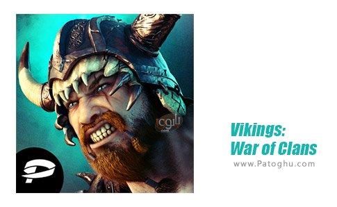 دانلود vikings war of clans