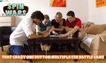 دانلود بازی جنگ چرخشی برای اندروید 1.07 SPiN WARS