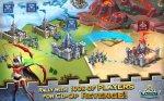 دانلود بازی استراتژیکی پادشاهان برای اندروید Lords Mobile v1.55