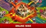 دانلود بازی پادشاه اوالون برای اندروید 2.2 King of Avalon: Dragon Warfare