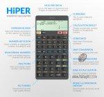 دانلود ماشین حساب مهندسی حرفه ای برای اندروید HiPER Calc Pro 3.5